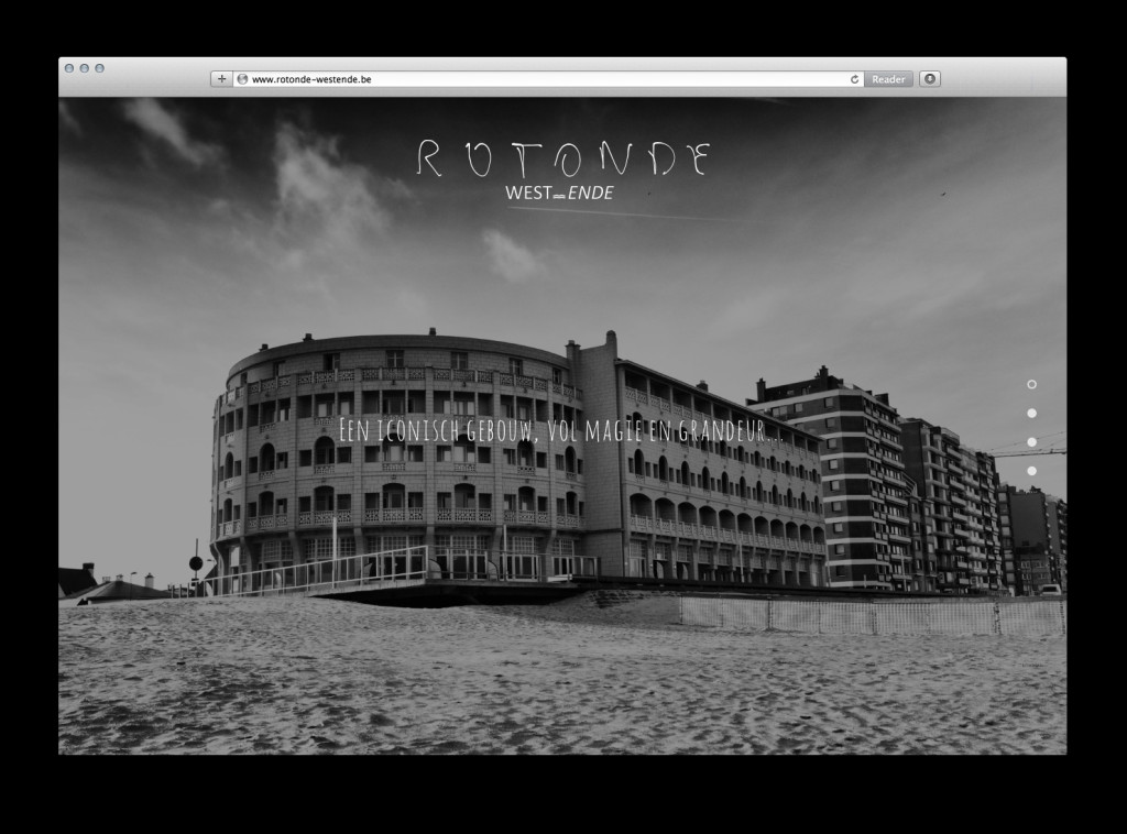 Website De Rotonde Westende